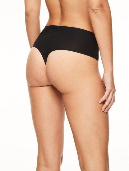 chantelle-one-size-deep-thong-black(1)