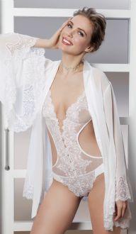Bridal Kimono Robe