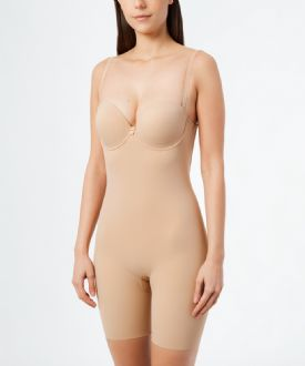 Low back Bodysuit with Legs