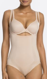 Spanx Oncore Open Busted Body