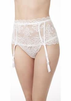 Sophia Lace Suspender Belt