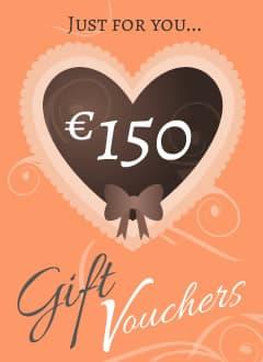 €150 Gift Voucher